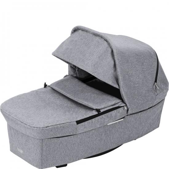 kj p britax go big bag 2018 grey melange go britax varemerken. Black Bedroom Furniture Sets. Home Design Ideas