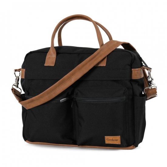 Emmaljunga 2021 Stelleveske Travel Outdoor Black