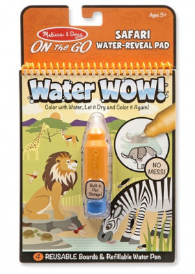 Melissa & Doug Water Wow Malebok Safari