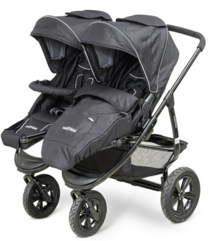 BabyTrold Twin Air Sort