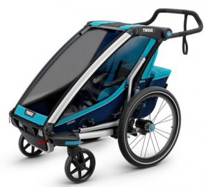 Thule Chariot Cross 1 Blue Poseidon
