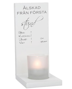 Different Design Trelykt Dåp