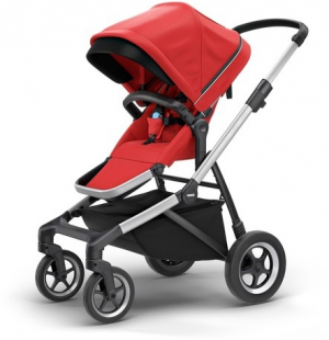 Thule Sleek Energy Red