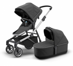 Thule Sleek Duo Charcoal Grey