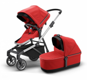 Thule Sleek Duo Energy Red