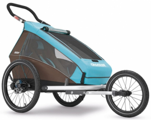 Croozer Kid Plus 1 - 2017 Sylomer® fjæring