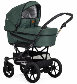 Emmaljunga 2019 Duo-pakke Edge ECO Green