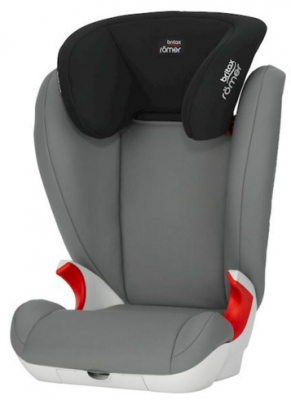 Britax Kid II Steel Grey