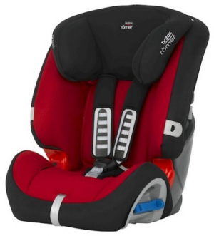 Britax Multi-Tech II Flame Red