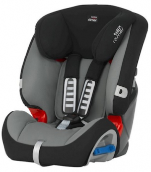 Britax Multi-Tech II Steel Grey
