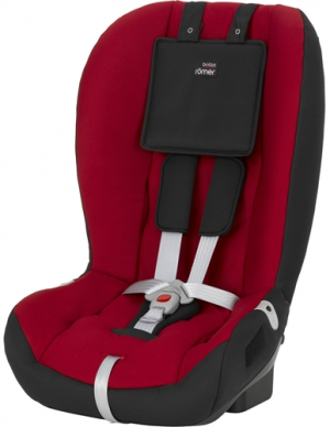 Britax Two-Way Flame Red