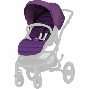 Britax Affinity 2 Colour Pack Mineral Purple
