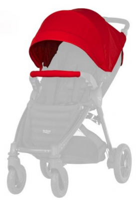 Britax Sufflettsett Flame Red