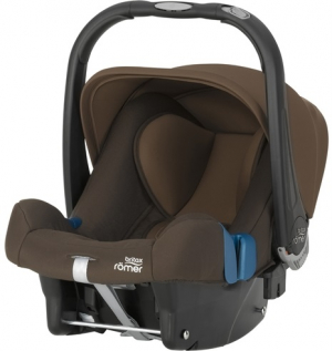 Britax Babybeskyttelse Baby-Safe Plus SHR II, Wood Brown