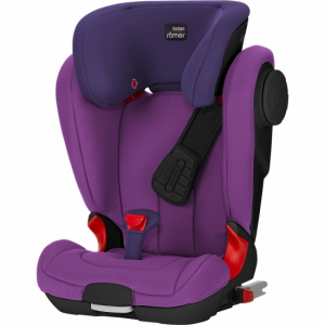 Britax KidFix II XP SICT Mineral Purple, Black Series