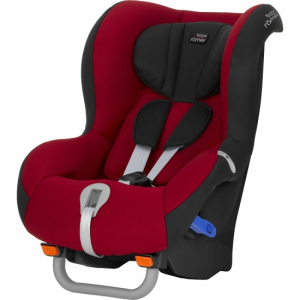 Britax Max-Way Flame Red, Black Series