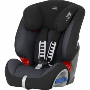 Britax Multi-Tech II Storm Grey