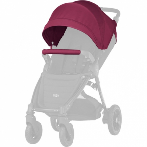Britax Sufflettsett Wine Red