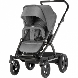 Britax Go Big 2017 Grey Melange