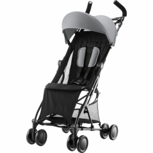 Britax Holiday Steel Grey