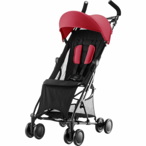 Britax Holiday Flame Red