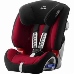 Britax Multi-Tech III Flame Red