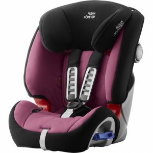 Britax Multi-Tech III Wine Rose