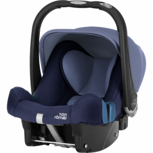 Britax Babybeskyttelse Baby-Safe Plus SHR II, Moonlight Blue
