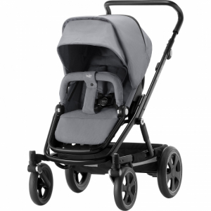 Britax Go Big² Steel Grey