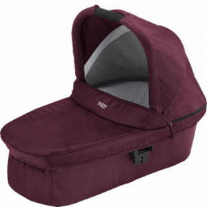 Britax Liggedel Winered Denim