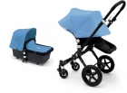 Bugaboo Toppstoff Extension Cameleon 3 Ice Blue
