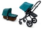 Bugaboo Toppstoff Extension Cameleon 3 Petrol Blue