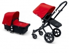 Bugaboo Toppstoff Extension Cameleon 3 Red