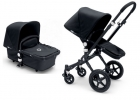 Bugaboo Toppstoff Extension Cameleon 3 Black