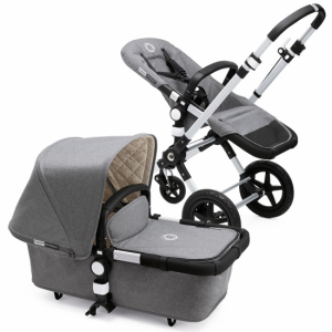 Bugaboo Cameleon 3 Classic+ Collection Grey Melange