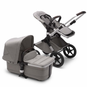 Bugaboo Fox2 Mineral Coplete Alu/Light Grey