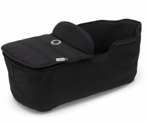 Bugaboo Fox Bagtrekk Black
