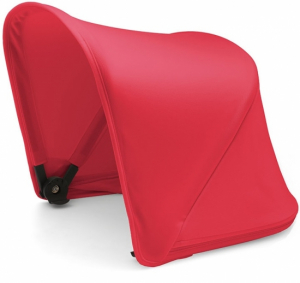 Bugaboo Fox Kalesje Neon Red