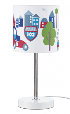 Kids Concept Bordslampe Turbo Blå