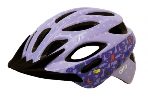 Cykelhj�lm BeSafe Bernina, Animal Purple