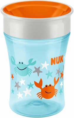 NUK Magic Cup 250 ml Krabbe