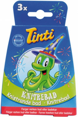 Tinti Sprakende Bad 3-pack