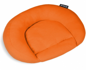 Hodepute Inovi Memory Foam Orange