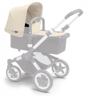 Bugaboo Buffalo Toppstoff Extension Off White