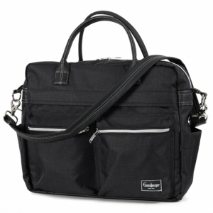 Emmaljunga 2020 Stelleveske Travel Lounge Black