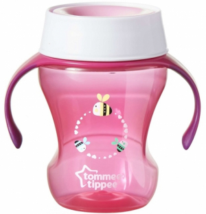 Tommee Tippee Explora 360 Trainer Cup Rosa