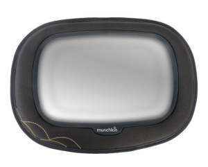 Munchkin  Bilspeil Baby-in-sight Mega Mirror