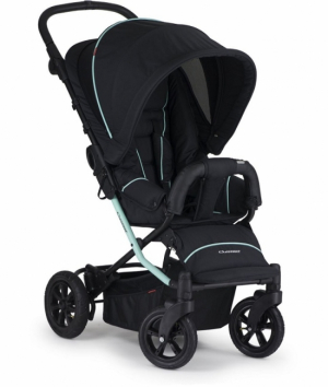Crescent Compact 360 XT Air Black Turquoise 2018