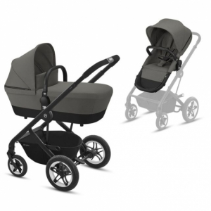 Cybex Talos S 2in-1 Soho Grey