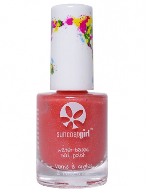 Suncoat Girl Neglelakk Fairy Glitter
